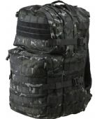 BRITISH TERRAIN PATTERN BLACK 40 LITRE ASSAULT PACK